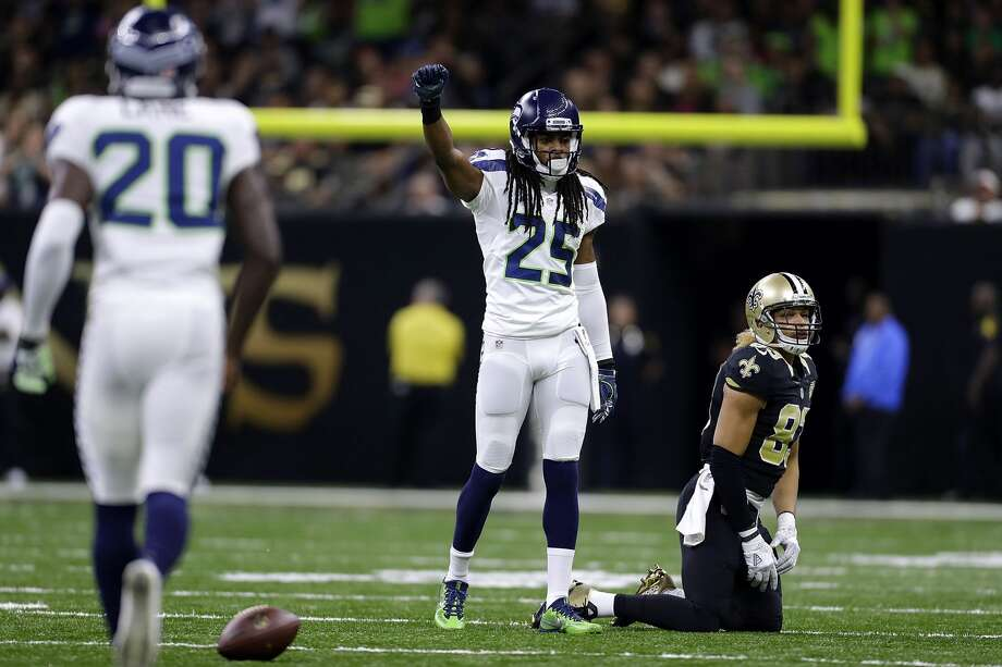 Seahawks Richard Sherman Nfl Isn T Fun Anymore Sfgate