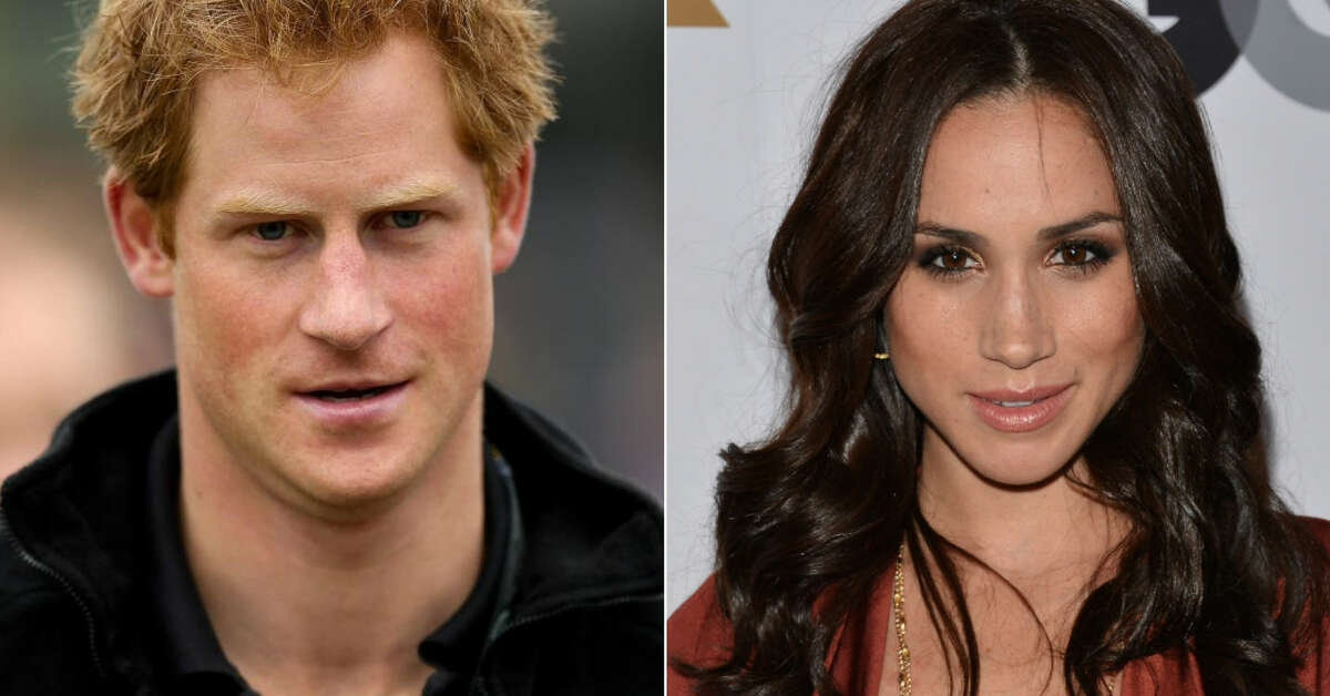 Dating Prince Harry and Meghan Markle, an actress, have been dating for a few months. She is biracial.