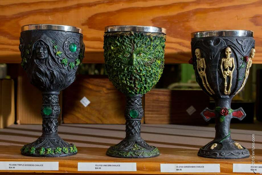 Chalices for ceremonial use. Or just to hold drinks. Photo: Ev1pro.com