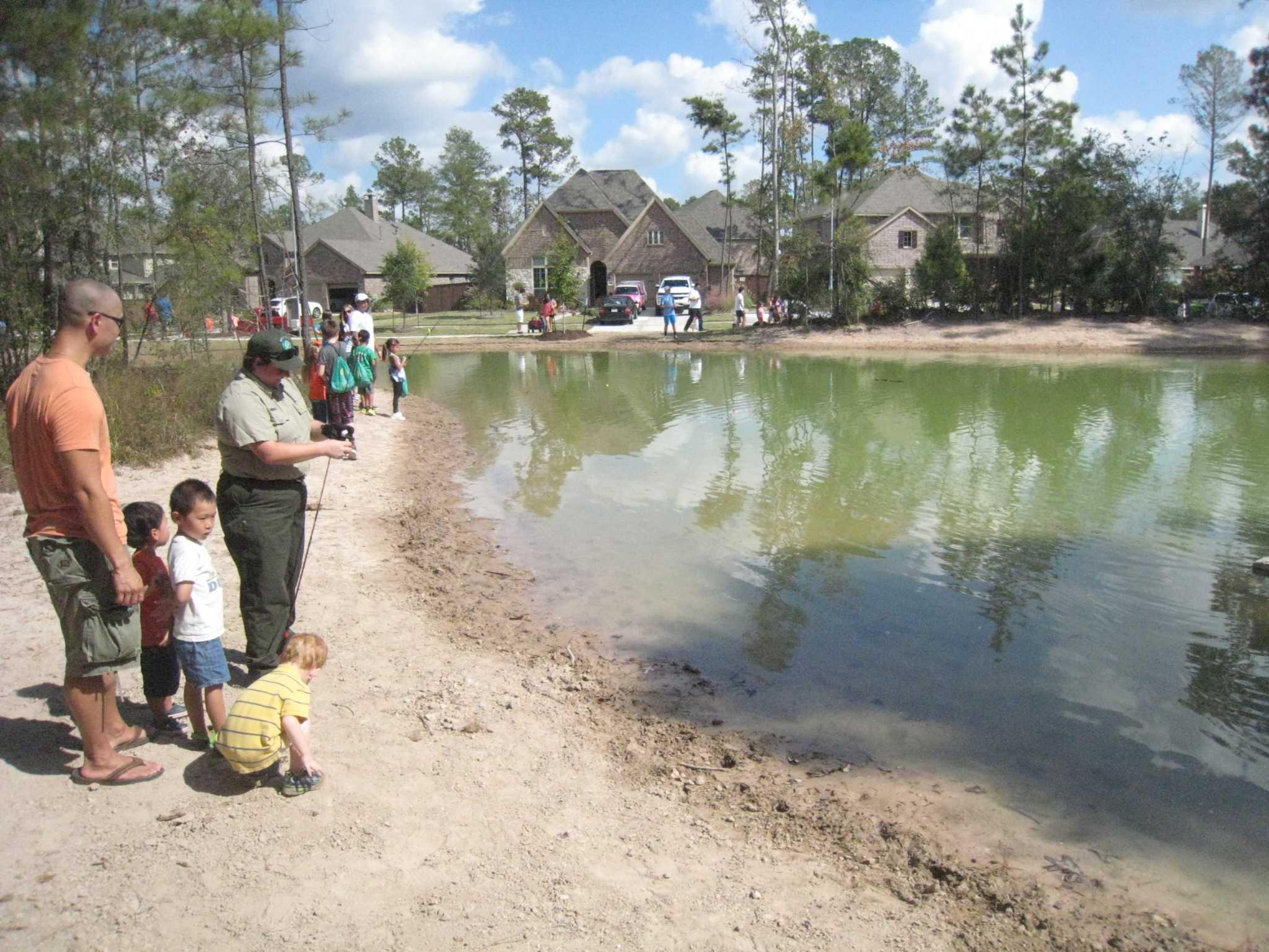 Houston nature centers to explore houston chronicle for Sheldon lake fishing