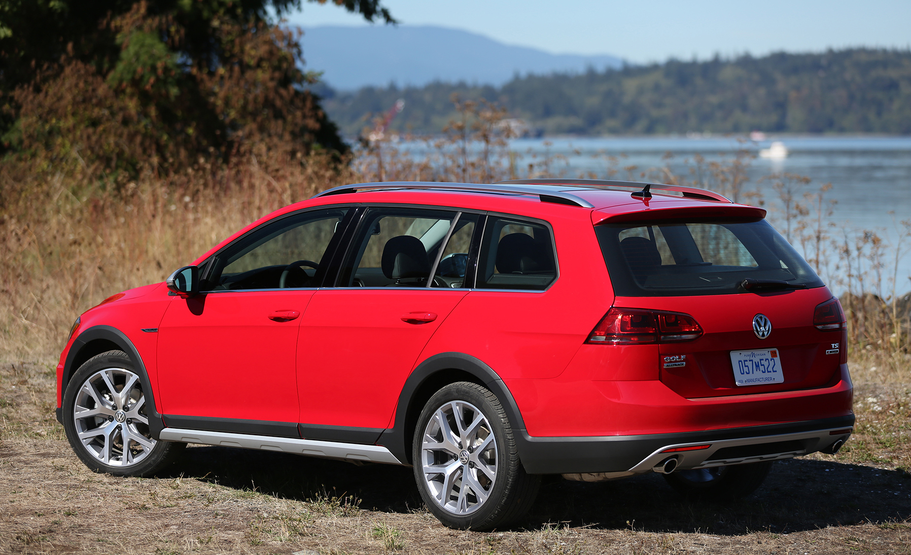 With just introduced Golf Alltrack, VW is short for versatile wagon