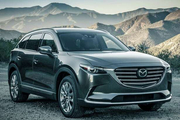 Mazda's three-row midsize crossover utility vehicle, the CX-9, has been completely redesigned for 2016, and has a starting price of $31,520 (plus $900 freight). It's available in four trim levels, and all-wheel drive is optional (included on the top version).