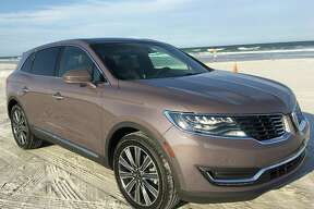 The Lincoln MKX luxury crossover has been redesigned for 2016, and now features the option of a 2.7-liter twin-turbocharged EcoBoost V-6 engine, which cranks out 335 horsepower and 380 foot-pounds of torque.