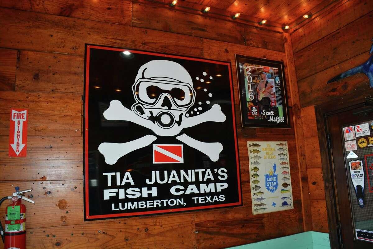 Tia Juanita's Fish Camp,Nederland