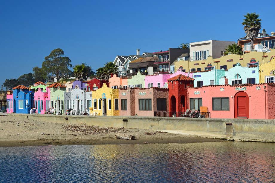 Northern California's quirkiest beach towns