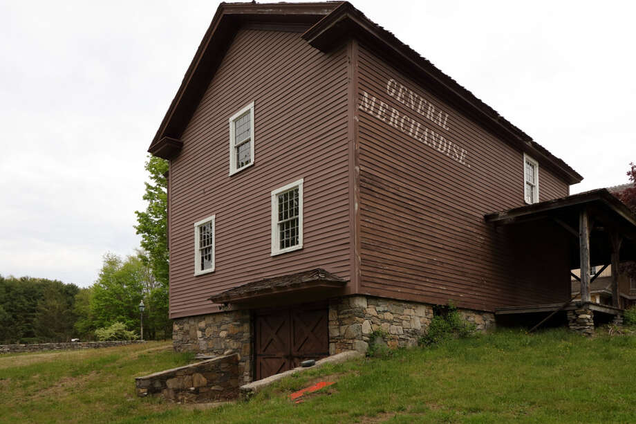 The town of Johnsonville, Conn., established in 1802 near East Haddam, has sold for $1.85 million. The town features a former bank, post office, general store, school, church, restaurant, and several homes. Photo: Contributed: William Pitt And Julia B. Fee Sotheby's International Realty
