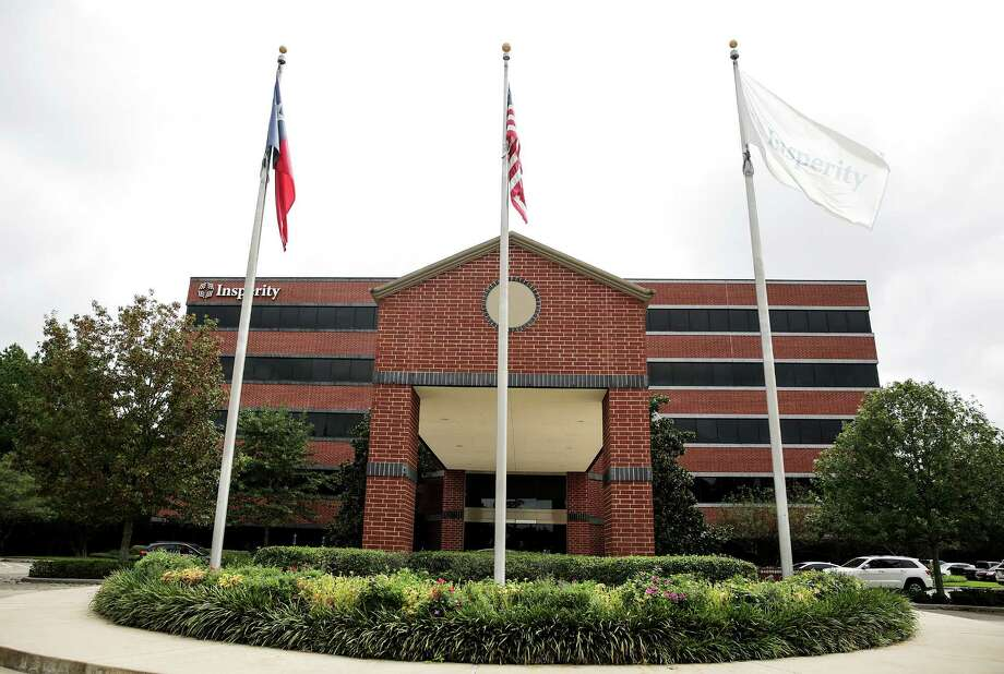 The Houston headquarters of Insperity Inc., photographed on  Monday, Sept. 26, 2016, in Houston. ( Elizabeth Conley / Houston Chronicle ) Photo: Elizabeth Conley, Staff / © 2016 Houston Chronicle