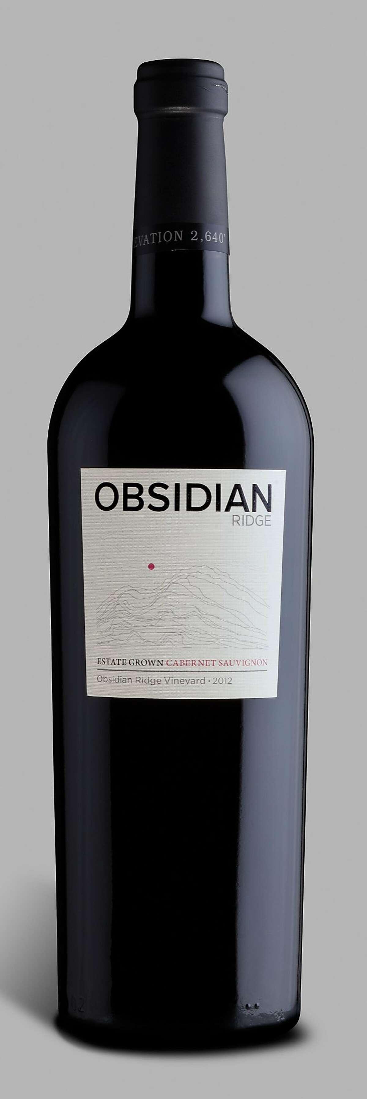 Obsidian Ridge Cabernet Sauvignon