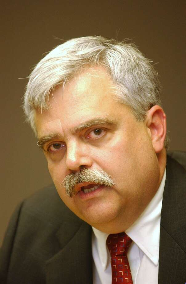 110th editorial board interviews. Robert Godfrey Photo: File Photo\David W. Harple / File Photo / The News-Times File Photo