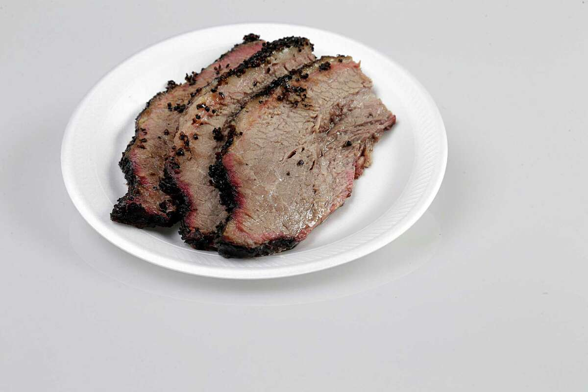 Brisket from Pappa Charlies Barbeque