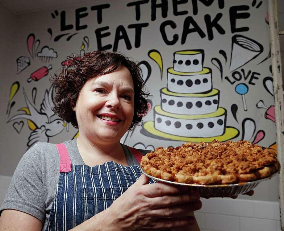 Fluff Bake Bar owner Rebecca Masson Photo: James Nielsen, Staff / © 2015  Houston Chronicle