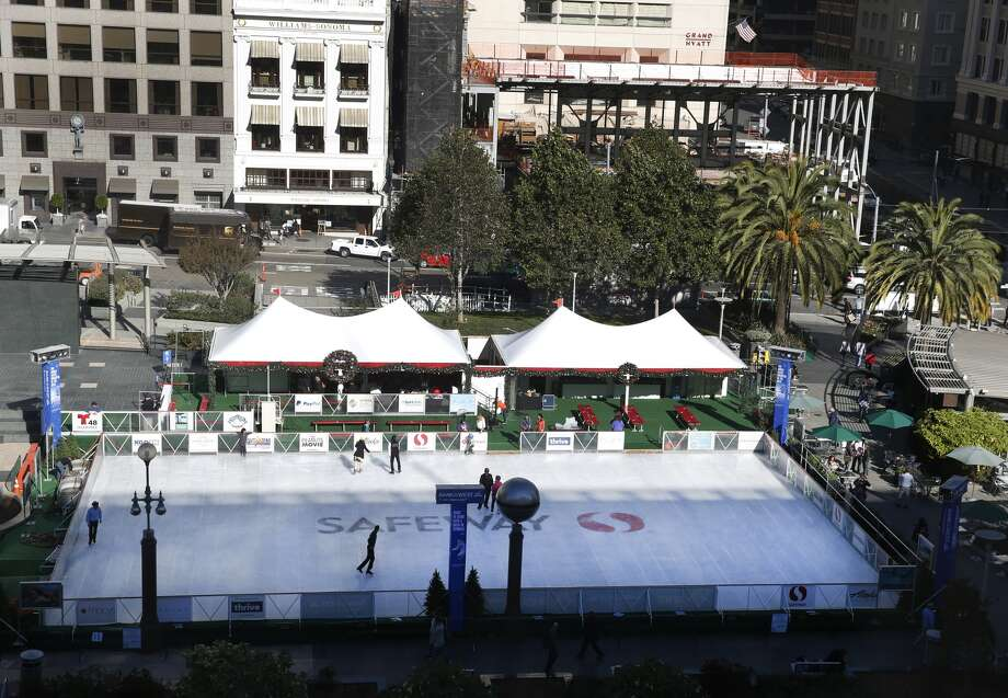 Union Square Holiday Ice Rink, San FranciscoWith the giant holiday tree aglow and the Macy's window displays a'sparkling, this ice rink is a must-do this holiday season. There is nothing quite like gliding around while the Square glistens around you! While it is a magical experience for the whole family, keep in mind it can get busy, and that could be a little tricky for less experienced skaters. Dates:  Nov. 6, 2016 – Jan. 16, 2017 Times: Open daily from 10 a.m. to 11:30 p.m., closes at 9:30 p.m. on New Year's Eve. Skate session tickets can be purchased online and are for a 90-minute session. Cost: $12/adults; $7/kids 8 and under. Skate rental: $6 Closures: The rink has special events and can be rented for private parties. Check website. Phone: 415-781-2688 Online: unionsquareicerink.com