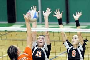 Class C District Volleyball Quarterfinals