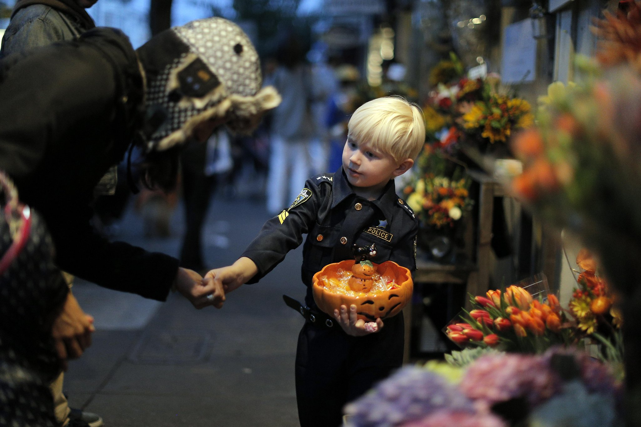 Best places to trick-or-treat on Halloween with kids in