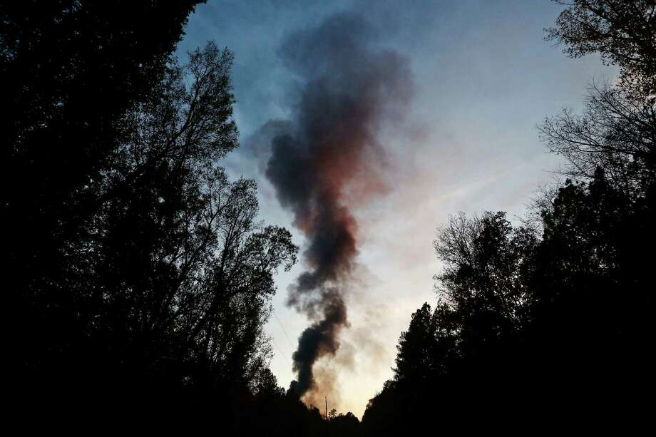 The explosion happened in a remote area outside Helena, Ala., away from residential areas, Helena Mayor Mark Hall told a TV station. Photo: Brynn Anderson, STF / Copyright 2016 The Associated Press. All rights reserved.