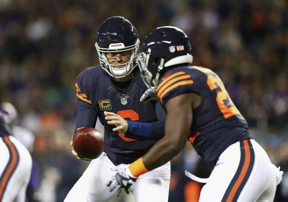 Jordan Howard Sparks Bears Upset over Vikings