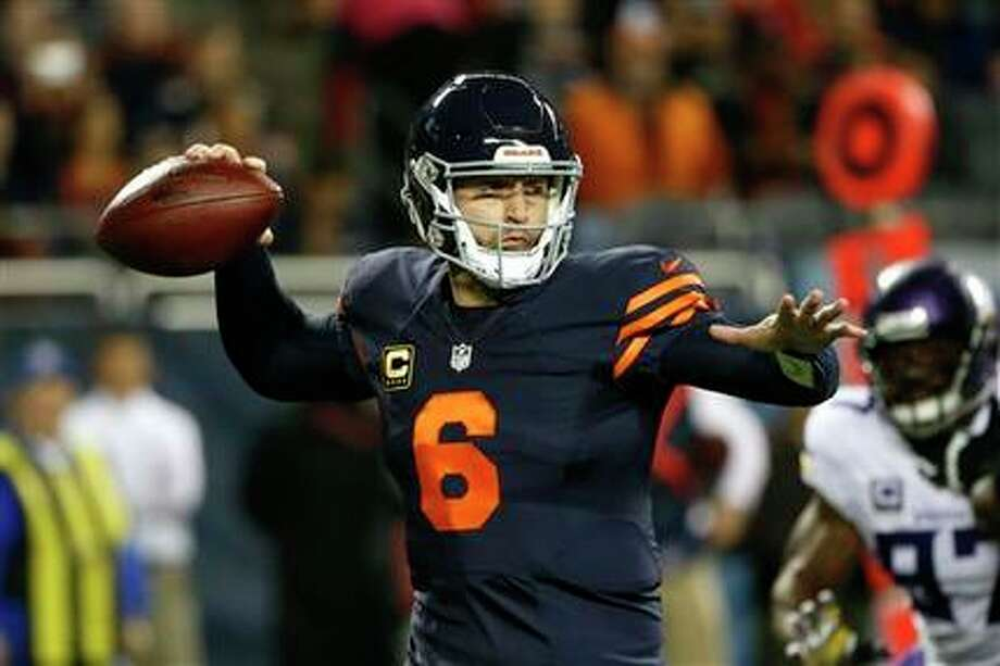 1. Jay CutlerThe Texans have yet to display interest in Cutler, the former Chicago Bears starter with the bad body language. It's believed that Cutler is interested in the Texans, but many in NFL circles wonder how he would mesh with feisty Texans coach Bill O'Brien. Would their strong personalities clash? Cutler has also thrown 146 career interceptions and 208 touchdowns, is 34 now and has missed 25 games due to injuries since 2011. That's four more than Tony Romo has missed during that span. That's a legitimate durability concern to go with the attitude concerns, perceived or true. Cutler actually has a good reputation with teammates despite how he's thought of by outsiders.