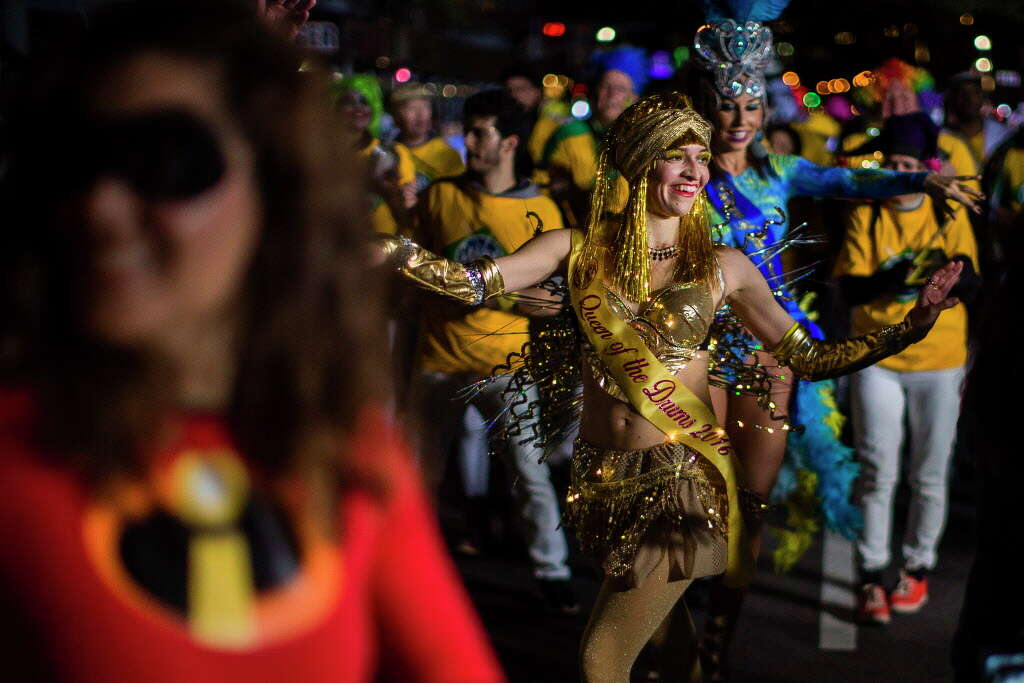 NYC's Village Halloween Parade, with more police presence ...