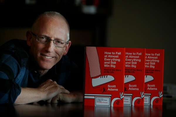 'Dilbert' creator Scott Adams denounced for using Gilroy shooting to push app