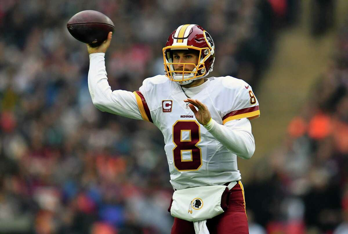 LONGSHOT Kirk Cousins The jury is still out on whether Cousins is a franchise quarterback, but he certainly is at least an above average starter. His contract is up, but Washington can franchise tag him again, which would cost it $24 million in 2017. That's a lot of money for someone you're not completely sold on, but it's still unlikely Washington lets him walk. And, even if Cousins did become a free agent, the Texans wouldn't be able to afford him.