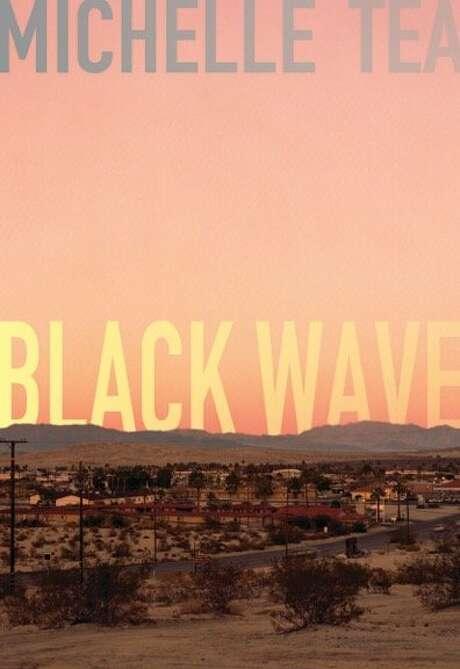 """Black Wave"" Photo: Amethyst Editions"