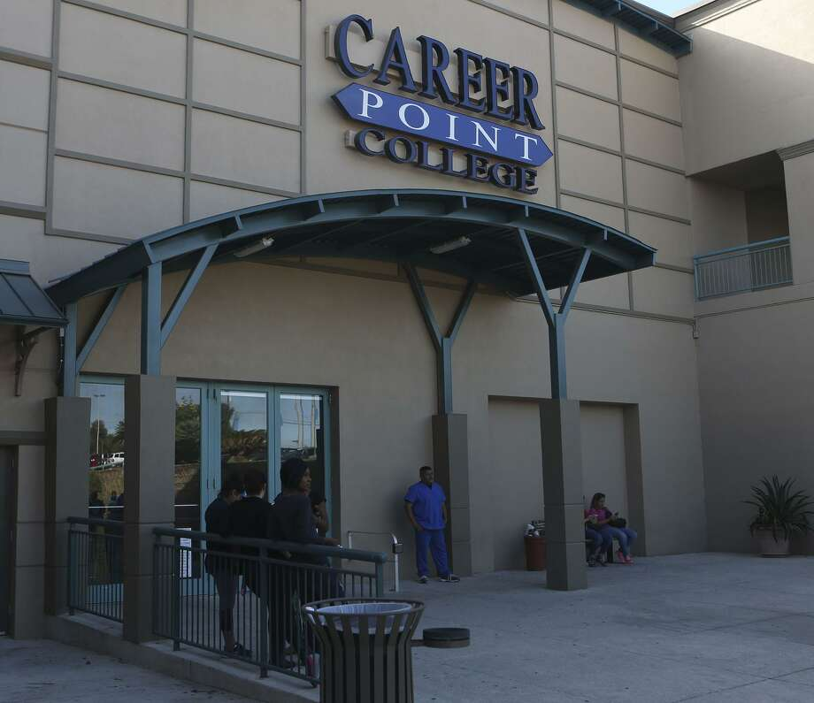 A bankruptcy trustee seeks to collect more than $8 million from a student-loan company accused of defrauding Career Point College, which shut down two years ago. Photo: Staff File Photo / ©San Antonio Express-News/John Davenport