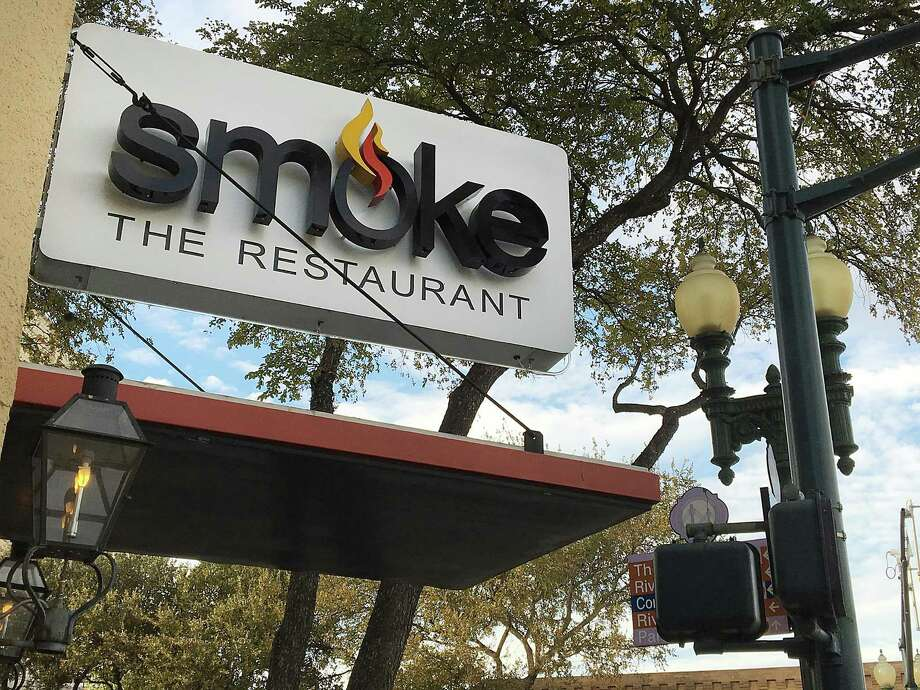 Beginning at 4:20 p.m. on Monday, 420 meals from Smoke will be given away in a social distancing-style parade the restaurant's owner says is a first for the St. Paul Square area. Photo: Mike Sutter /San Antonio Express-News