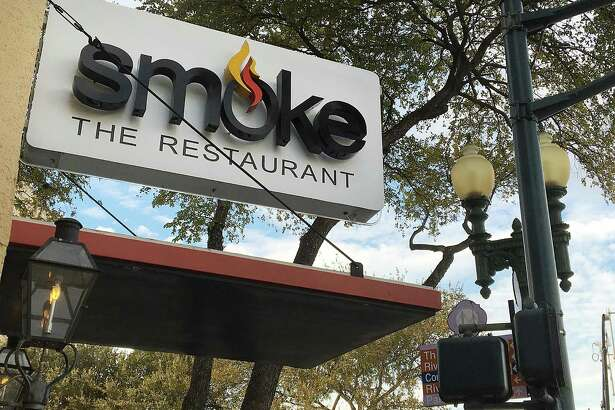 Smoke: The Restaurant on East Commerce Street, serves a poutine-inspired combination of tater tots and brisket.