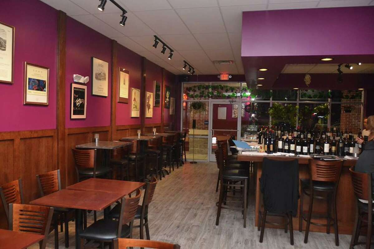 Antipasto's, a Mediterranean vegetarian bistro at 1026 Route 146 in Clifton Park