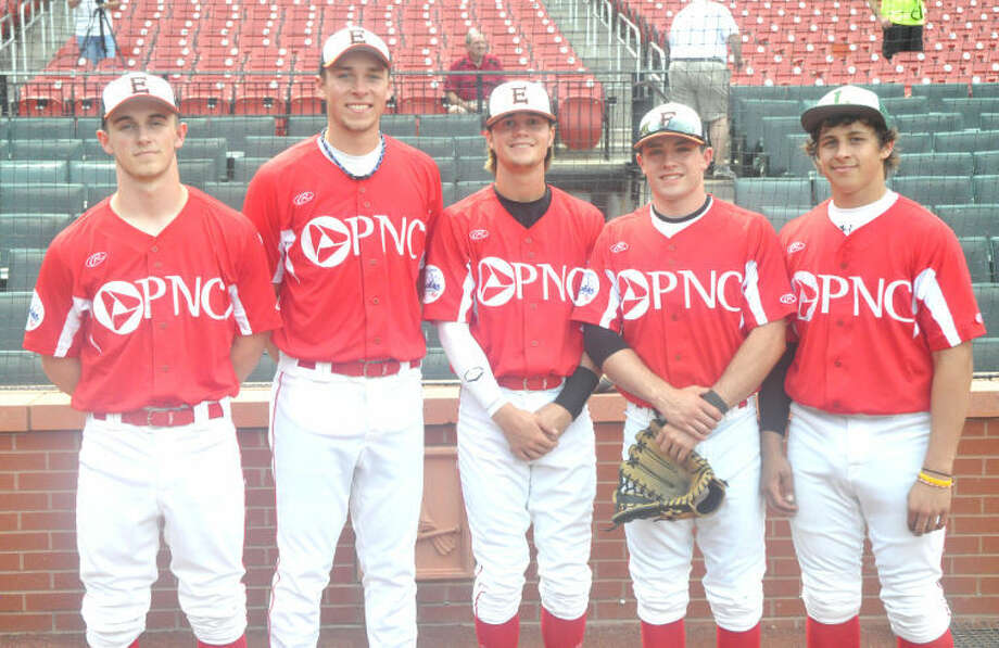 Baseball Five Local Players Represent Eville In Showcase The