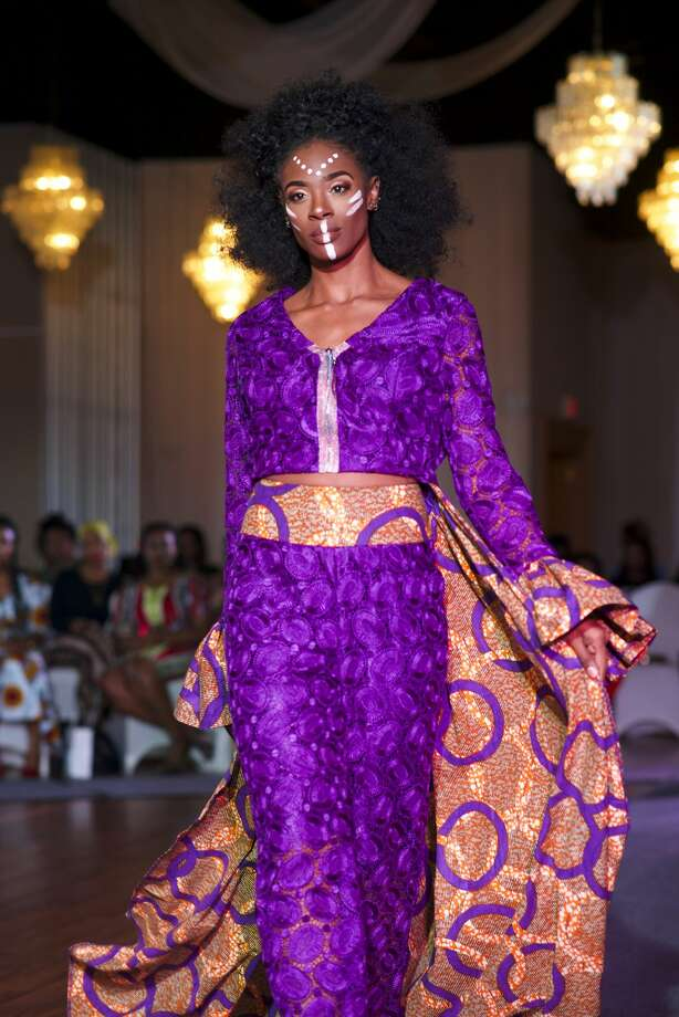 Fashion Show Celebrates The Beauty Of African Style