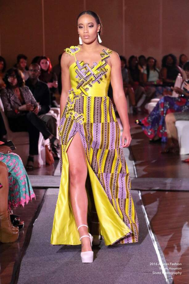 African Fashion Week 2016 ended with the 3rd annual the Fall of Signature Essence (FOSE) runway showcase featuring many emerging designer collections at the Ayva Center. Photo: FOSE