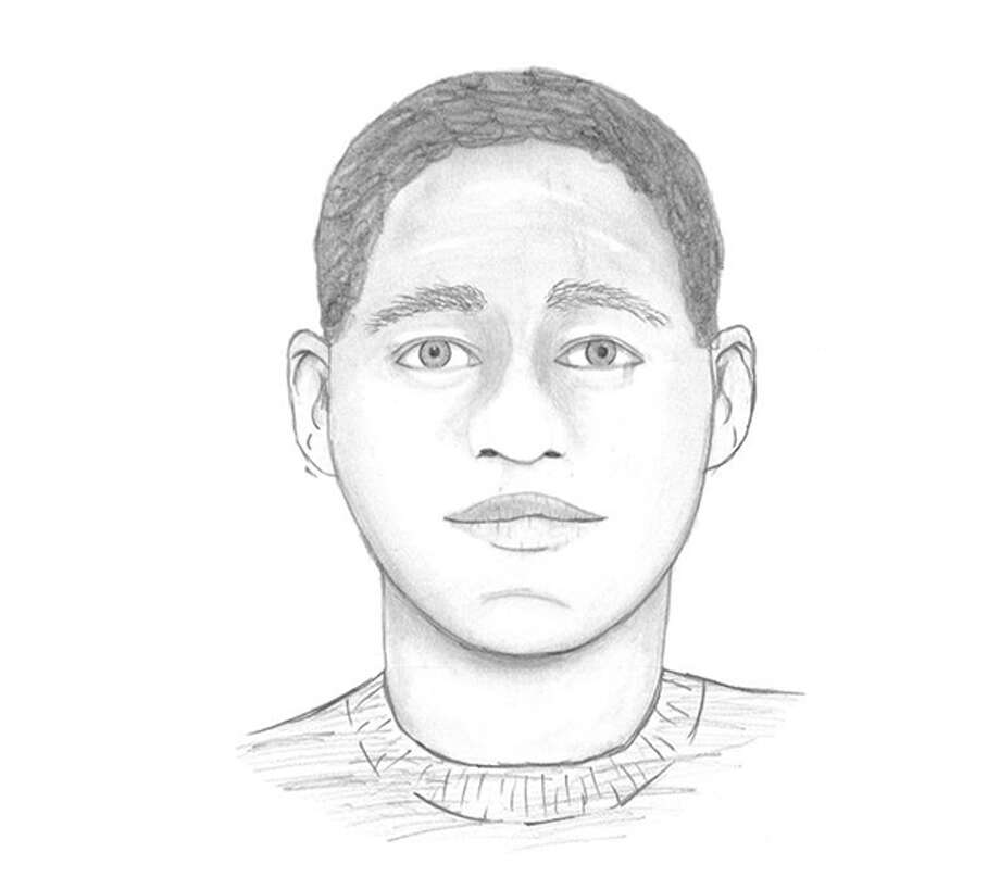 """The above sketch is of the suspect in an aggravated battery which occurred on the Madison County Trails at 2:11 PM, June 24, 2014. Suspect is described as black male, 16-20 years of age, approximately 6'0"""",160 lbs. Anyone with info on the above subject please contact Detective Jake Germann with the Edwardsville Police Department at 618-656-2131 or the Tip Line at 618-692-7552 if they wish to remain anonymous. Photo: For The Intelligencer"""
