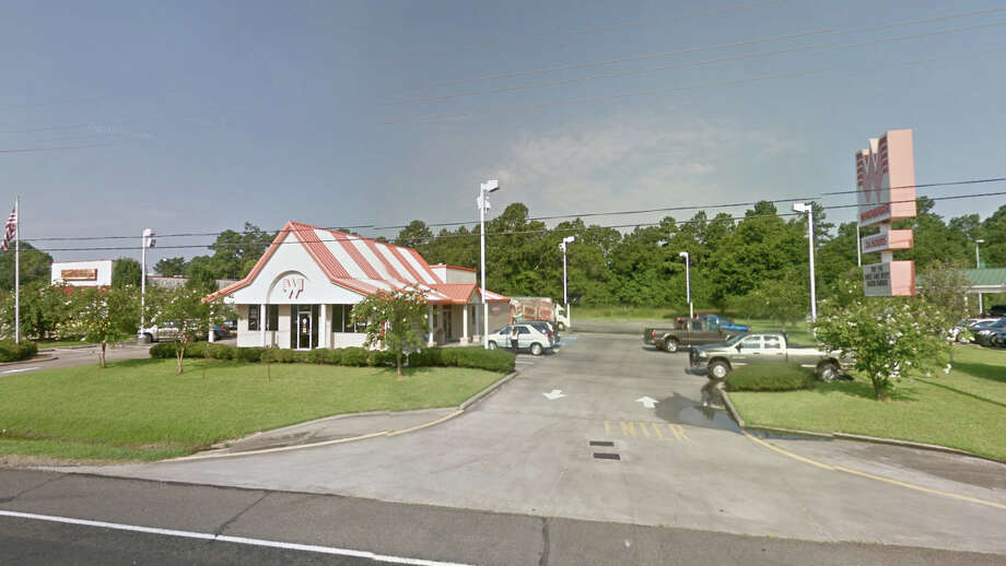Whataburger Where: 401 N. Main, LumbertonScore: 96Comments: Grease build up on warmer station, cold food on cook line needs to be in an ice bath to hold temp, hand washing sinks need signage, missing two thermometers in reach-in coolers, food in the hand washing sink, all items fixed immediately - overall clean and organized Photo: Google Maps