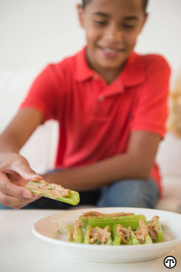 Peanuts and peanut butter can go a long way toward helping young people grow up healthy (NAPS)