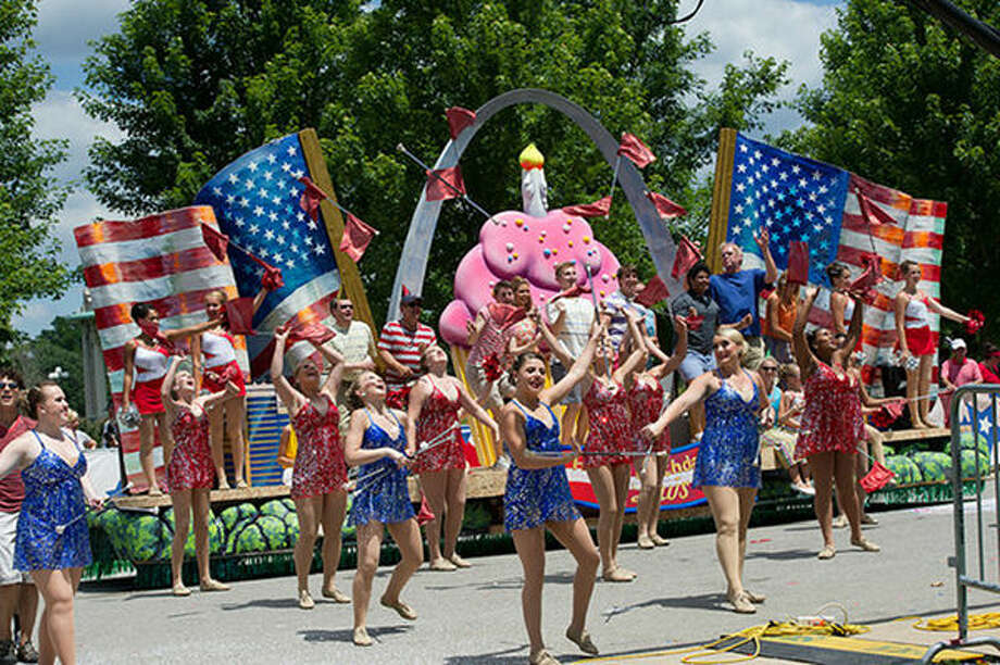 The spirit of St. Louis is always on display at the Veiled Prophet parade. This year's VP parade, now in its 133rd year, kicks off on July 4 in Forest Park.