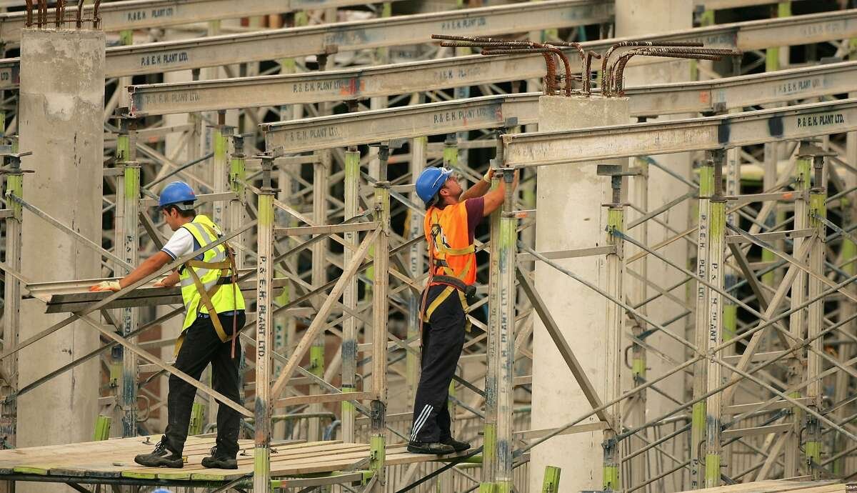 13. Construction laborers Fatal injury rate: 15.1 per 100k Most common cause of fatal injury: Falls, slips and trips Mean annual salary: $38,890