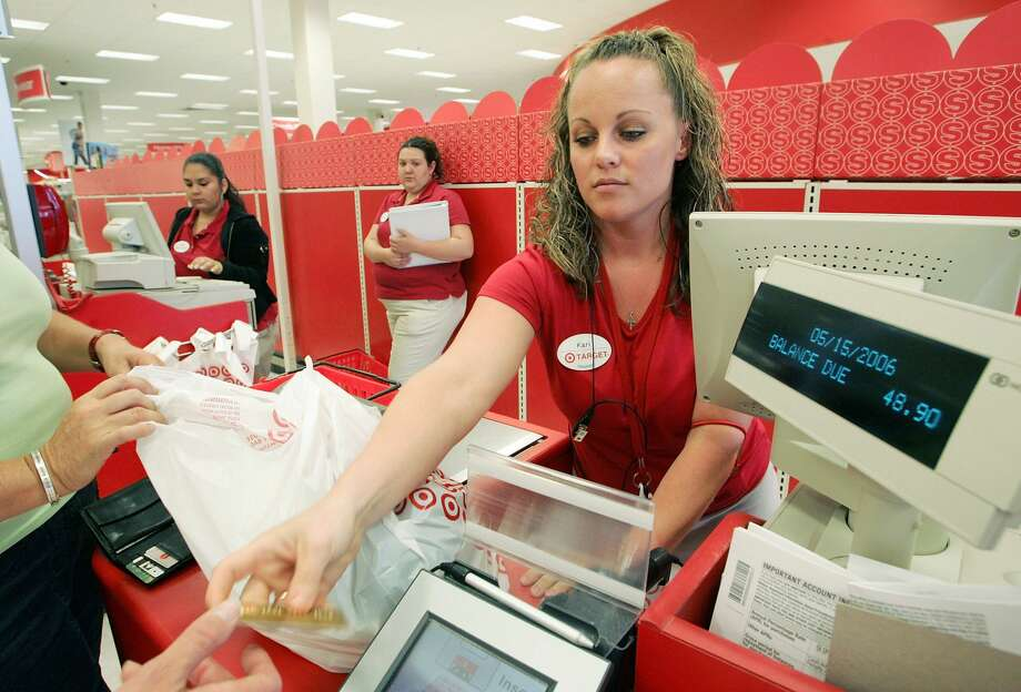 17. CashierAverage median salary: $34,237Year over year growth: 6.2 percent Photo: Justin Sullivan/Getty Images