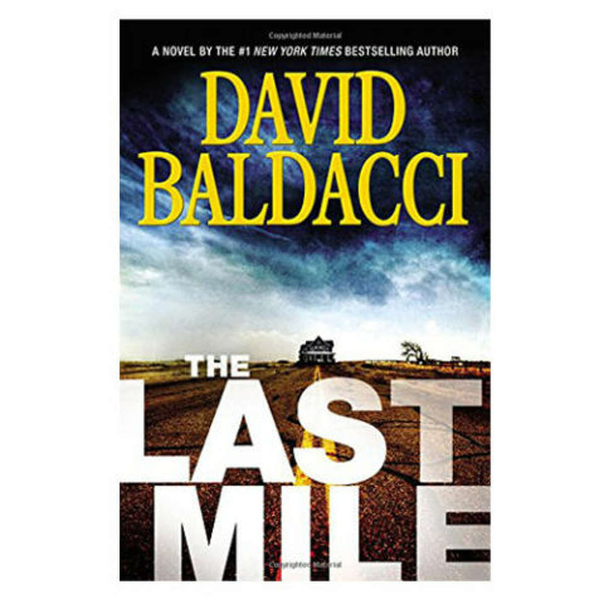 These were the top 15 most popular fiction books at Albany Public Library in 2016: 1) The Last Mile by David Baldacci