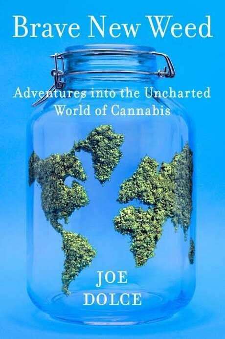 """The newly released """"Brave New Weed"""" (Harper Wave, 288 pages, $25)by Joe Dolce. Photo: Courtesy Joe Dolce"""
