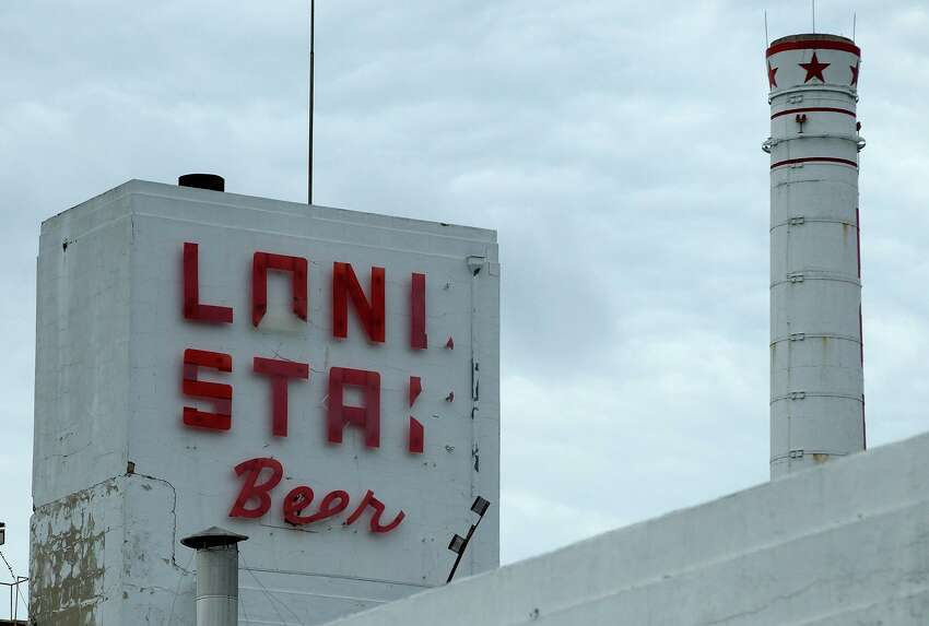 The old Lone Star Brewery sits on a roughly 32-acre site at Lone Star Blvd. and Probandt St.
