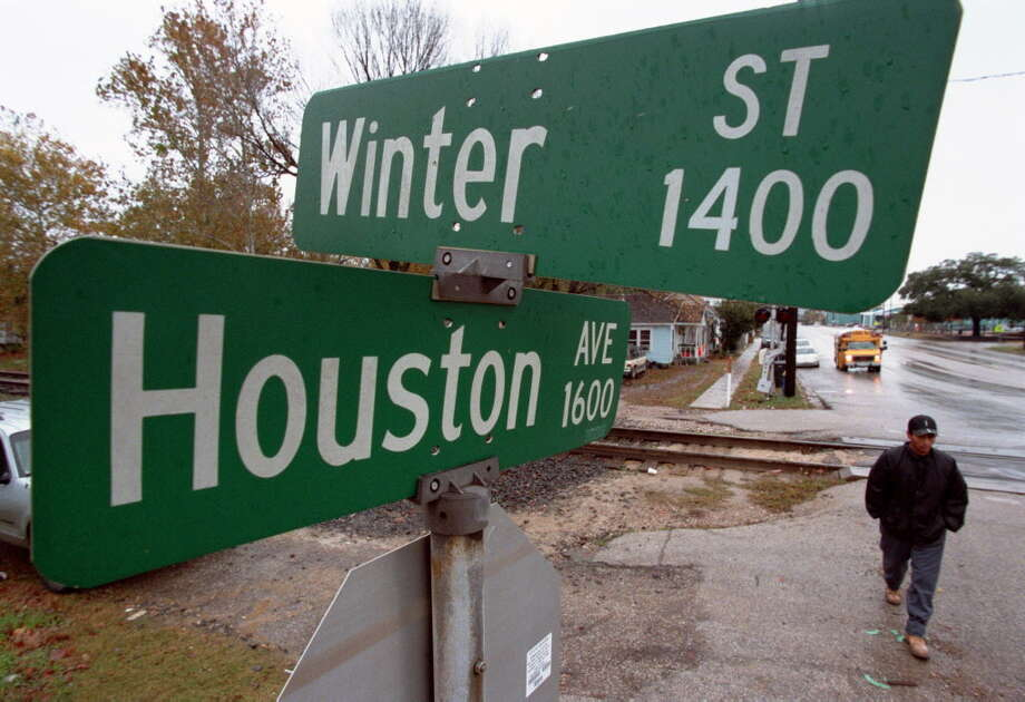 PHOTOS: The great polar vortex of January 2014Weather reports are indicating that next week the United States will be hit by a powerful polar vortex. What does that mean for Houston? Click through to see what the polar vortex looked like in 2014... Photo: Karl Stolleis/Houston Chronicle