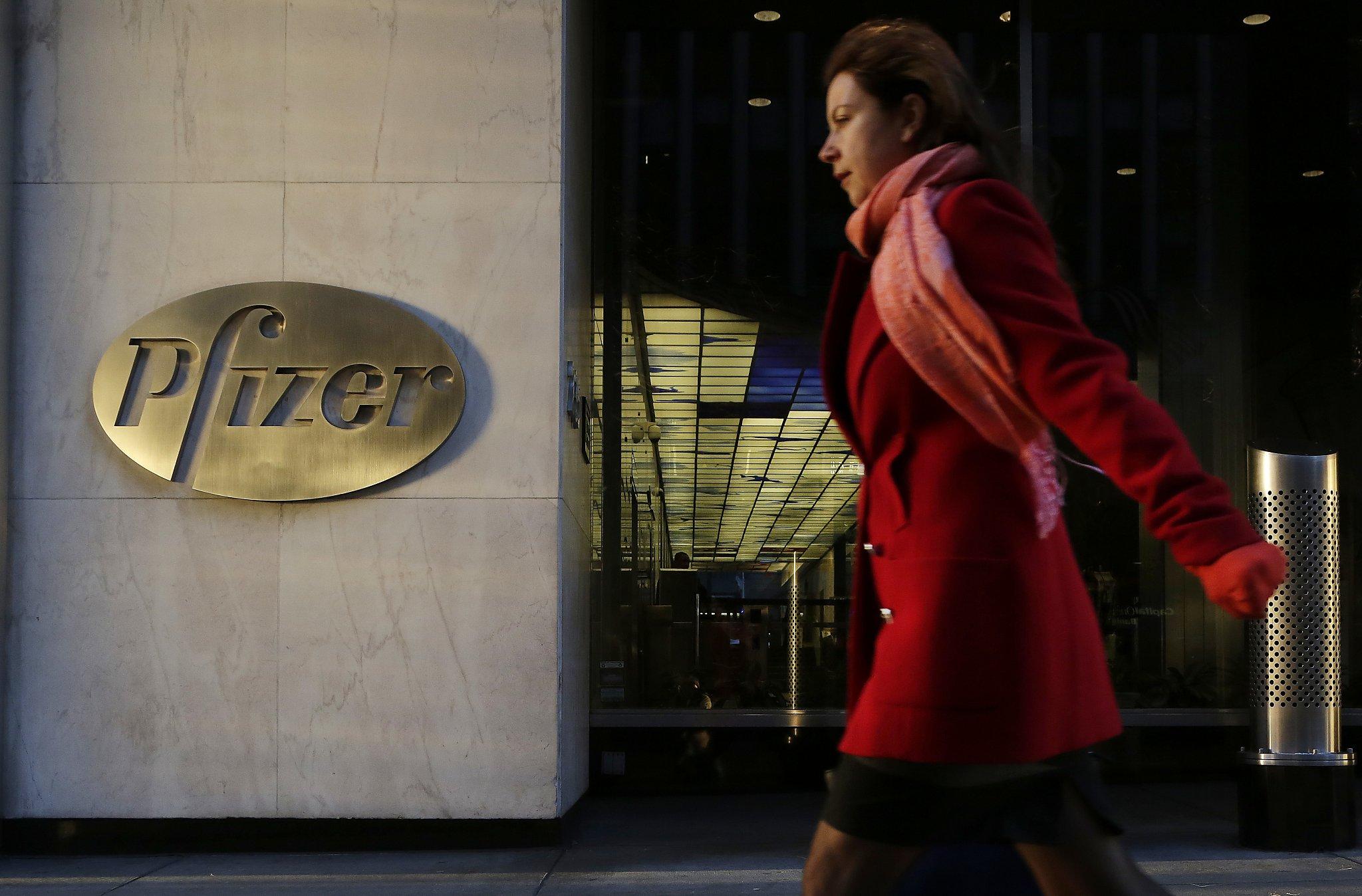 Pfizer profit plunges, cholesterol drug dropped - SFGate