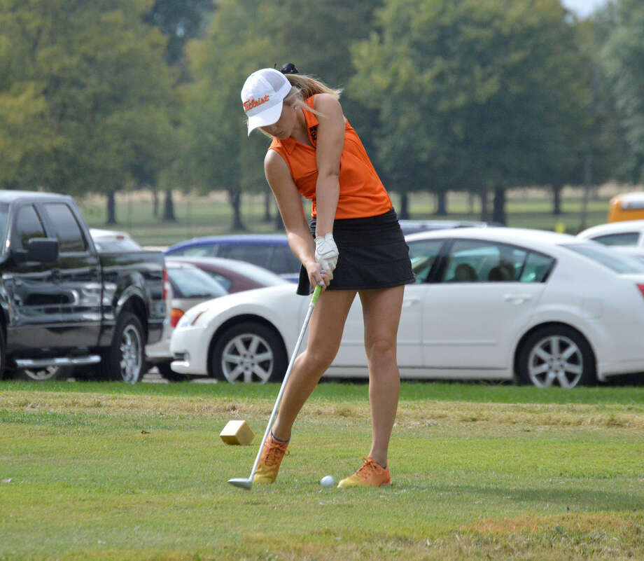GIRLS' GOLF: Edwardsville cards regional championship - The