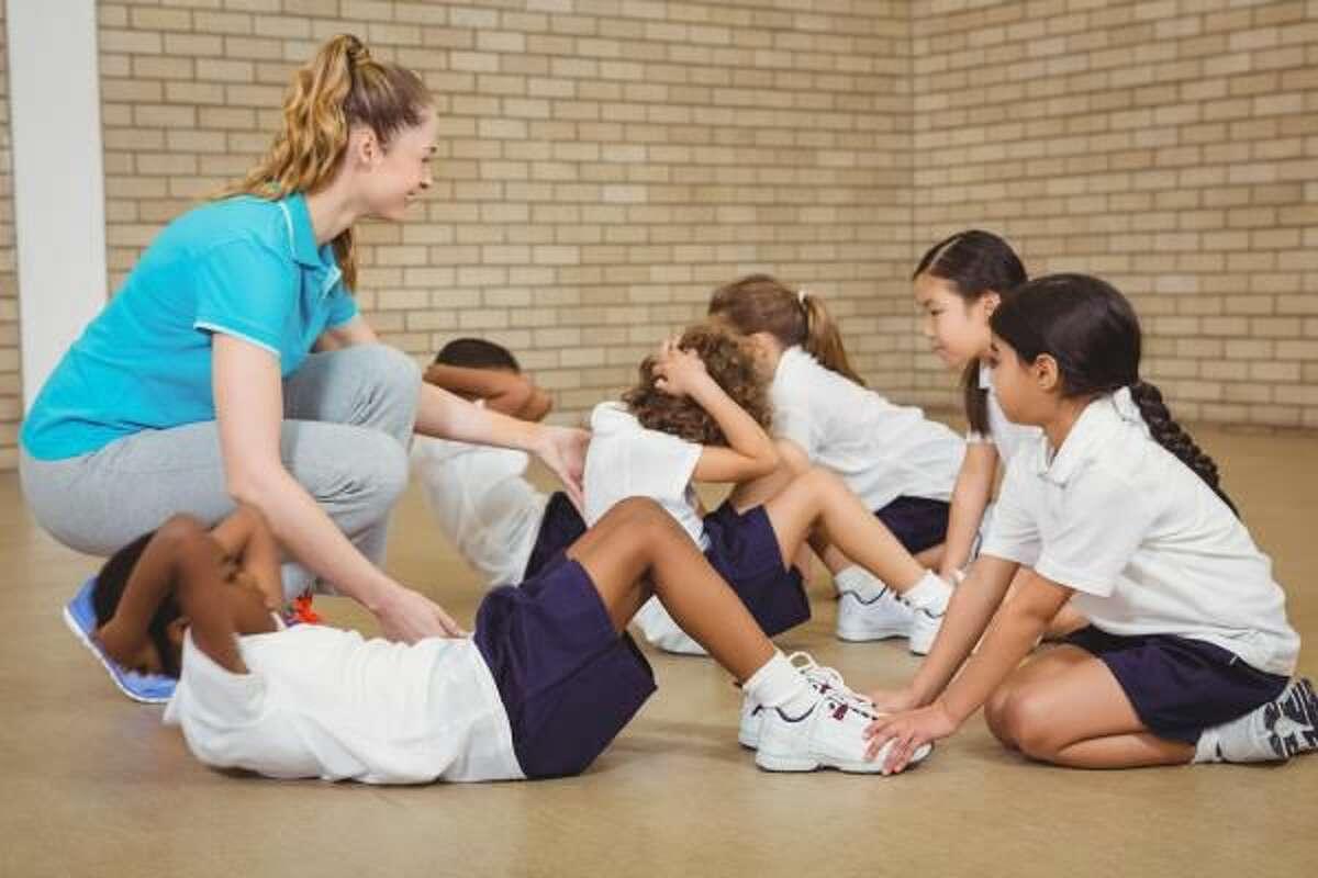 ¿Su hijo está haciendo suficiente actividad física en la escuela?