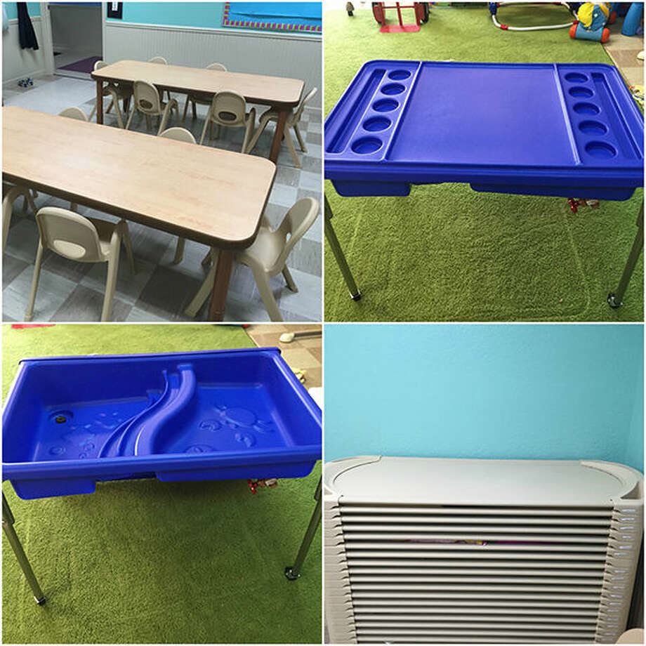 A quality improvement grant will cover new age and size appropriate cots, bedding, tables, chairs and several other materials.