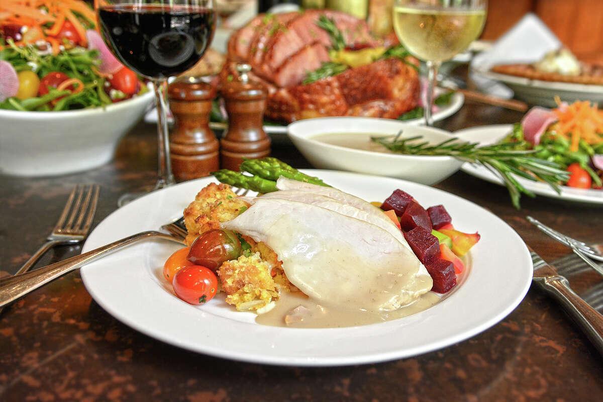 Turkey dinner (Courtesy Zocca restaurant at Westin Riverwalk)