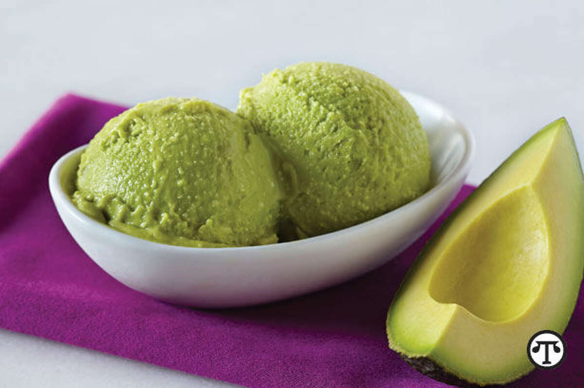 Just in time for summer, try this delectable California Avocado Cardamom Ice Cream. (NAPS)