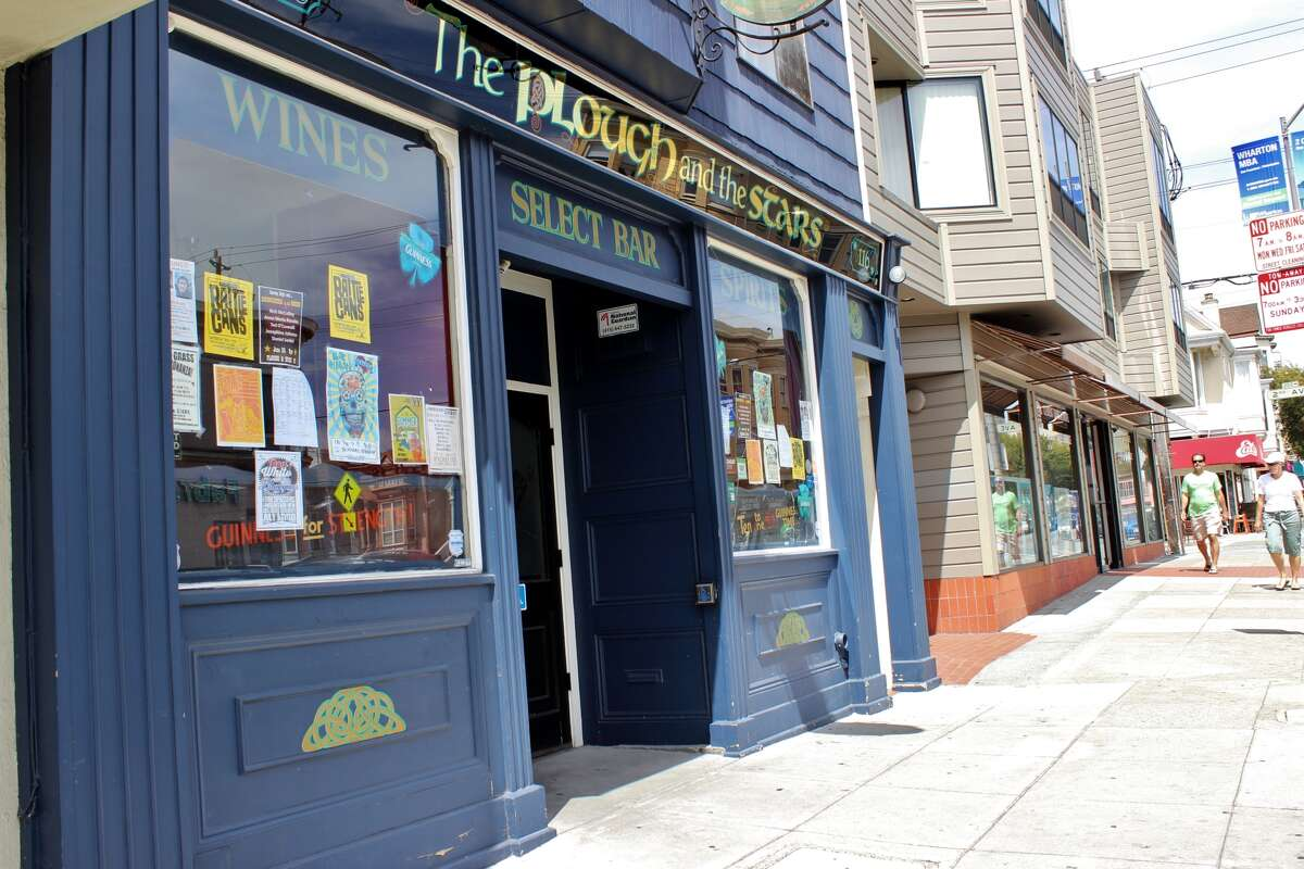 The Richmond's Plough and the Stars (116 Clement St. in San Francisco) will hold an Election Night Party hosted by District 1 supervisor candidate Sandra Lee Fewer. (Stephanie Wright Hession/Special to the Chronicle)
