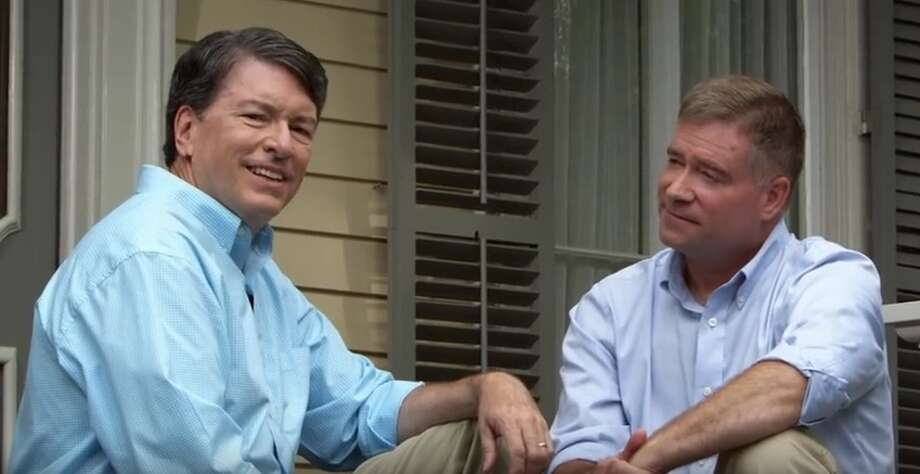 Retiring Republican Rep. Chris Gibson endorses GOP 19th Congressional District candidate John Faso in a television advertisement released Monday, Sept. 19, 2016. Millions have been spent on advertising in the 19th district, in which Faso is running against Democrat Zephyr Teachout.